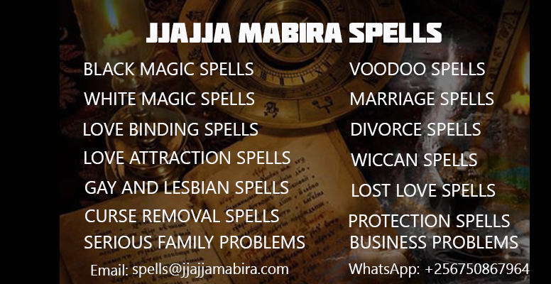Most Powerful Witch Doctor - Love Spells in Uganda